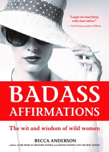 Badass Affirmations cover