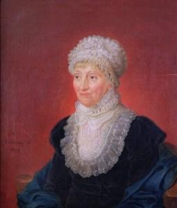 1829_Melchior_Gommar_Tieleman_Ölgemälde_Caroline_Herschel_Hannover