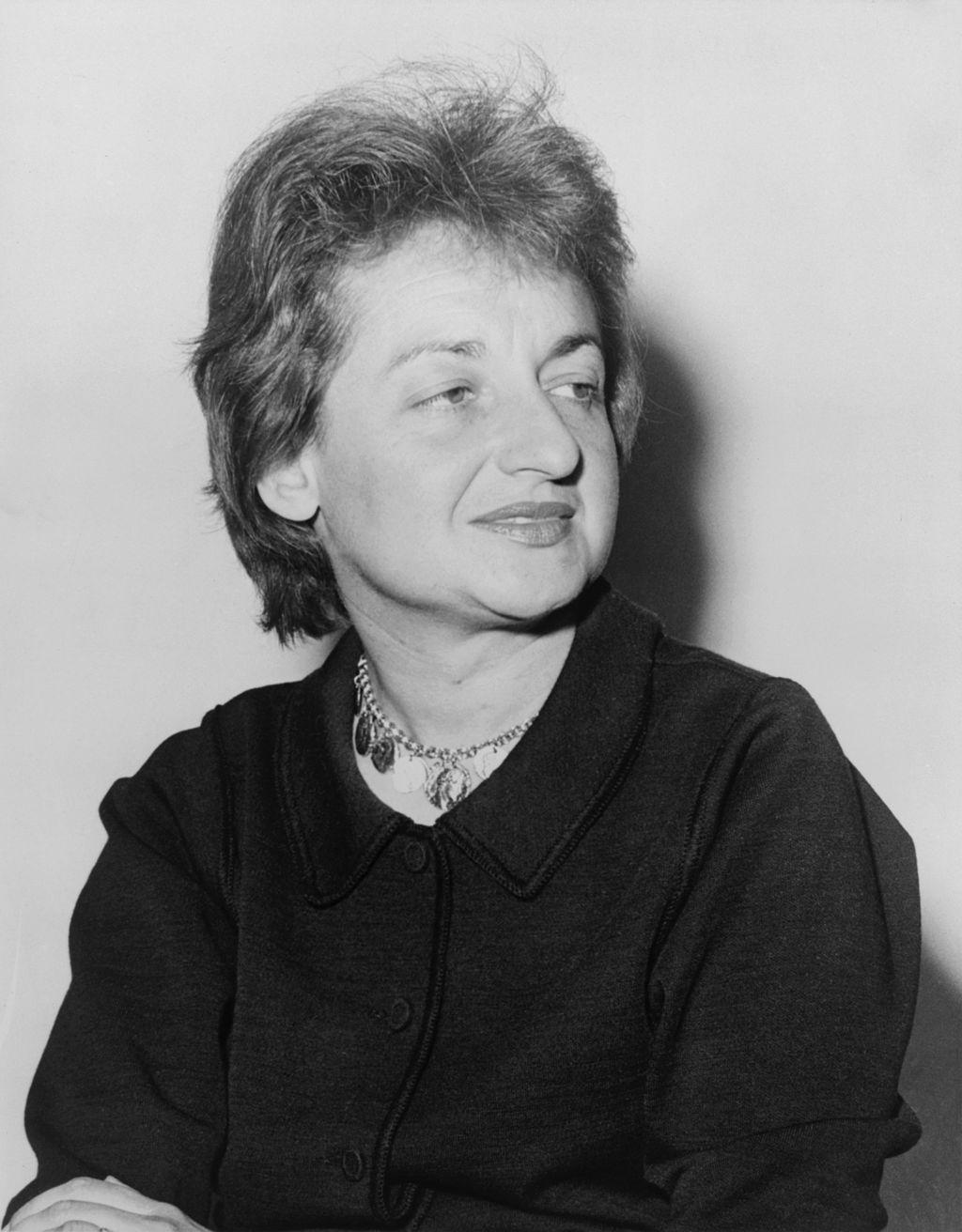 Betty_Friedan_1960